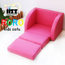 Qoo10 [iizz] RORO Kids Sofa and Bed Sofa Baby Kids Sofa