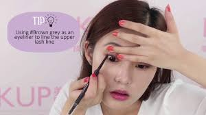 mkup korean dewy skin makeup tutorial