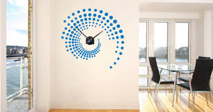 Small Picture Modern Designer Wall Clocks Home Design Ideas