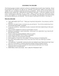 Job Resume Job Application Sample