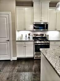 Santa Cecilia Light Granite Kitchen Santa Cecilia Light Granite Countertops White Kitchen Cabinets