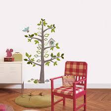 Tree Height Chart Wall Sticker