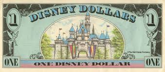 disney will stop printing disney dollars this week