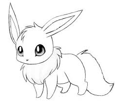 Small Picture Pokemon Coloring Pages Eevee Best Coloring Pokemon Coloring Pages
