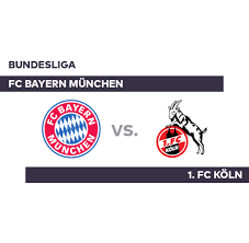 Hansi flick needs to get a win against 14th placed koln to keep his team on top, but with champions league fixtures looming, he also has to give thought to rotation. Fc Bayern Munchen 1 Fc Koln Gnabry Schnurt Doppelpack Gegen Koln Bundesliga Welt