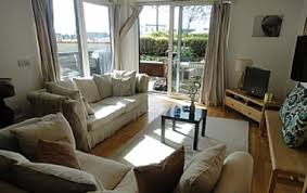 Charming 2 Bed Waterside Apartments Located In Ocean Village Southampton With  Outside Decking Area And Marina Views