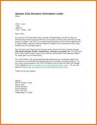 5 Example Of Solicited Letter Inta Cf