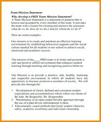 Mission Statement Example 15 Student Mission Statement Examples Payroll Slip