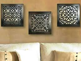 wall decor mirrors mirror sets 3 piece