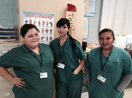 careers in health occupations north kern vocational training center cna girls in sped class