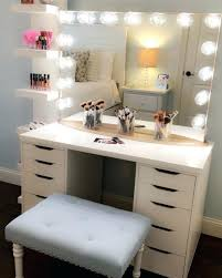 bedroom furniture bedroom furniture mirrored bedroom vanity vanity leaning red magnifying dressing table metal mirrored