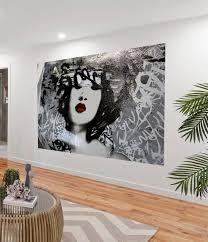 paintings 120cm japan girl geisha