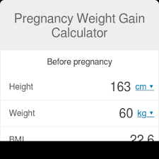 Fetal Growth Chart Nz Pregnancy Weight Gain Calculator Omni