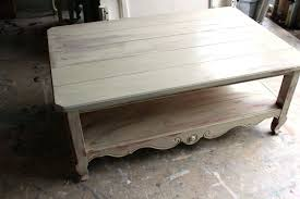 french country coffee table cream painted finish rectangle wooden french country coffee table with shelf designs