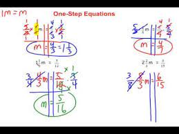 solving equations with fractional