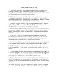 can history essay topics history essay topics