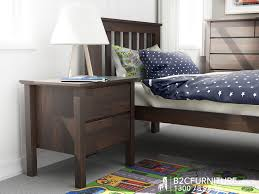 Modern Bedroom Furniture Melbourne Dandenong Bedside Tables Brown Modern B2c Furniture