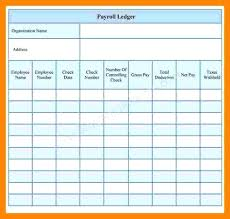 Printable Ledger Template 041 Account Ledger Format Simple Blank Printable Sheet Free
