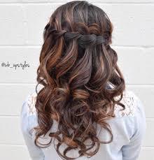 Hairstyle Waterfall 40 flowing waterfall braid styles waterfall braid tutorial and 2559 by stevesalt.us