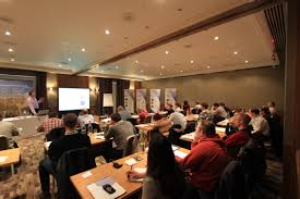 Training Seminar Recent Ggs Pag Training Events Were Very Well Received