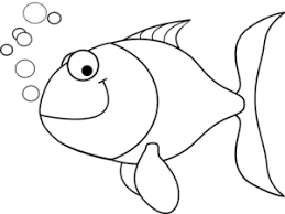 fish clip art black and white.  Fish Cute Fish Clip Art Black And White  Clipart Panda  Free  On A