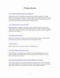 Unique New Linkedin Resume Generator How To Do A Resume For A Job