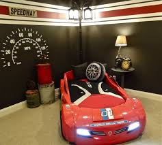 car themed bedroom furniture. For Your Little Race Car Fan!Credit To Macara Carsley - Home Decor Themed Bedroom Furniture H
