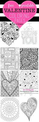 Small Picture Coloring Pages Best Ideas About Valentine Coloring Pages On Turn
