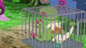 Pokelover Studio - Pokemon XYZ Episode 11 - A Windswept Encounter!!!  English Dubbed...