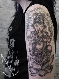 Photo Tattoo Ganesh 27012019 142 Example Of Tattoo Ganesh