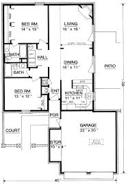 1200 sq ft house plans a slab foundation home deco plans