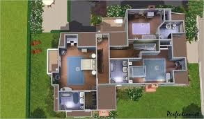 exemplary sims 4 house floor plans for nice home inspiration 13 with sims 4 house floor plans