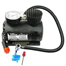 portable air compressor for car tires. best quality multifunction portable air compressor car tire inflator dc12v 300psi pam angin- new for tires
