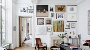 Universal black finish shall smoothly fit into most of the spaces. 20 Wall Decor Ideas To Refresh Your Space Architectural Digest