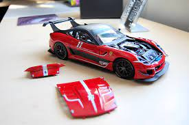 The slick tires feel like real the real thing. Review Hot Wheels Elite Ferrari 599xx Evo Diecastsociety Com