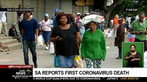 SA Lockdown Day 2 I Political leaders ...