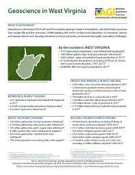 American Geosciences West Geoscience Institute In Virginia
