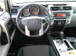 2012 Toyota 4Runner SR5 Graphite Dashboard Photo #59746950 ...