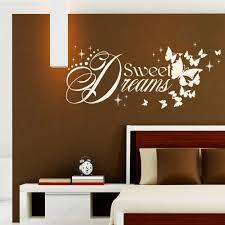 Wandtattoo Sweet Dreams Gute Nacht Schlaf Gut Spruch Schlafzimmer