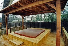 quality wood hot tubs covers vinyl insulating cover6
