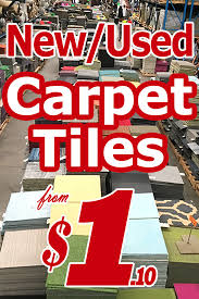 new used carpet tiles from 1 10