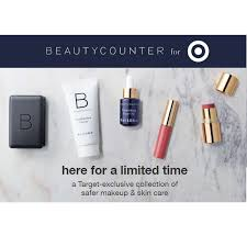 target new beauty line free 5 00 target gift card with 20 purchase i have heard good things