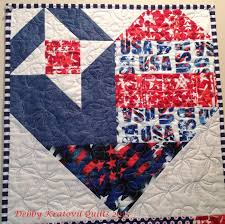 Free Summer Quilt Blocks to Make This Season & Photo via Craftsy member DebbyKratovilQuilts Adamdwight.com