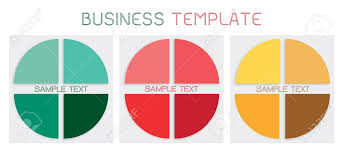 Business Concepts Illustration Of Marketing Mix Or 4ps Model