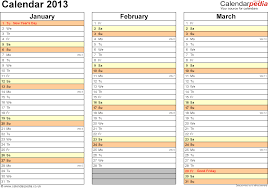 week at a glance calendar excel calendar 2013 uk 12 printable templates xlsx free