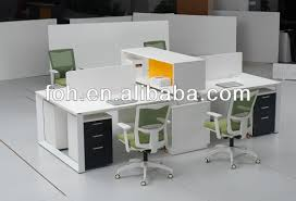 Modern Cubicle Modern Design White Cubicle Office Workstation Furniture For