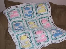 Baby Afghan Patterns Simple Judy B's Crochet Creations