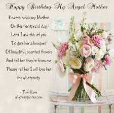 Beautiful Quotes For Mom On Her Birthday Best Of Mothers Day In Heaven Pictures Happy Mothers Day Pinterest