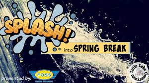 splash into spring break with foss swim great wolf lodge wisconsin dells