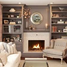 12 wall units with fireplace ideas